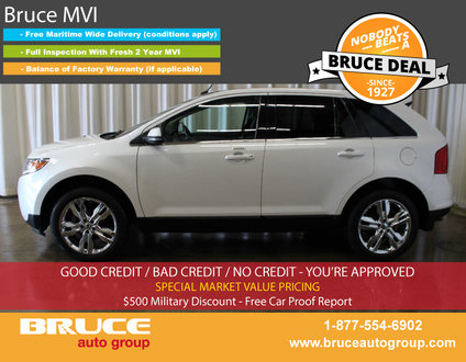2014 Ford Edge LIMITED 3.5L 6 CYL AUTOMATIC AWD