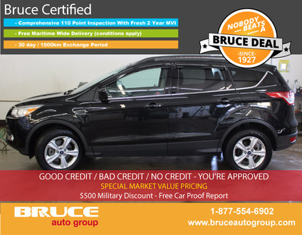 Used 2015 Ford Escape Se 2 0l 4 Cyl Ecoboost Automatic 4wd