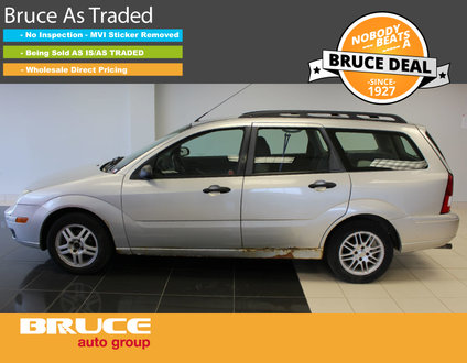 2006 Ford Focus SE 2.0L 4 CYL AUTOMATIC FWD 4D WAGON