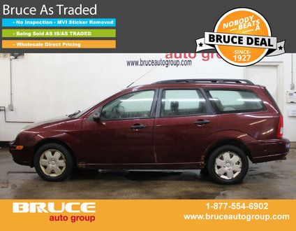 2007 Ford Focus SE 2.0L 4 CYL AUTOMATIC FWD 5D WAGON