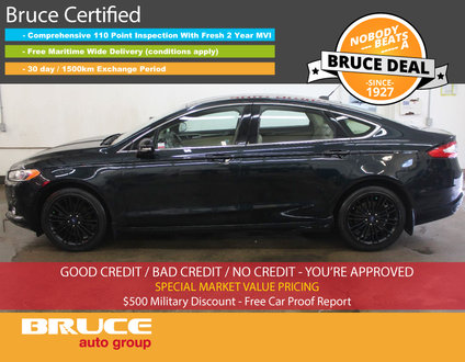 2014 Ford Fusion SE 2.0L 4 CYL ECOBOOST AUTOMATIC FWD 4D SEDAN