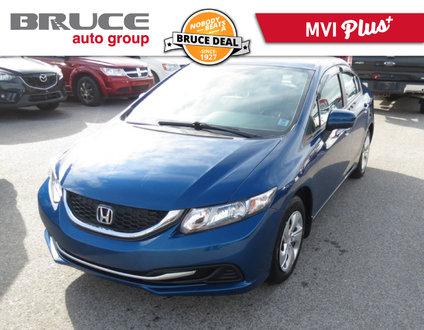 2014 Honda Civic LX - BLUETOOTH / HEATED SEATS / POWER PKG