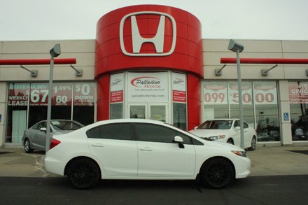 2012 Honda Civic Sdn LX - ECON BUTTON - A/C - CRUISE CONTROL