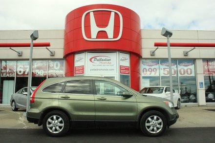 2007 Honda CR-V EX-L - LEATHER - HEATED SEATS - MOONROOF