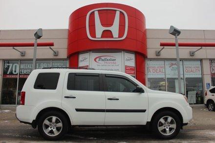 2010 Honda Pilot LX - 8 PASSENGER - ALLOY WHEELS - AWD