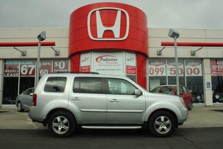 2011 Honda Pilot EX - 8 PASSENGER - HEATED SEATS - ALLOY WHEELS