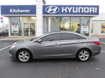 2011 Hyundai Sonata Limited // Navigation // Proximity Key