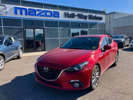2016 Mazda Mazda3 GT at