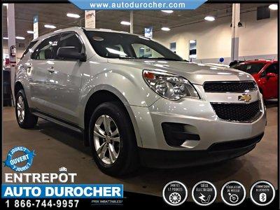 Chevrolet Equinox LS AUTOMATIQUE AWD TOUT ÉQUIPÉ 2011
