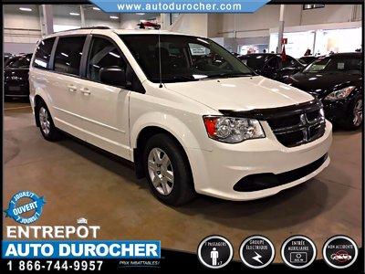 2011 Dodge Grand Caravan AUTOMATIQUE TOUT ÉQUIPÉ STOW & GO 7 PASSAGERS