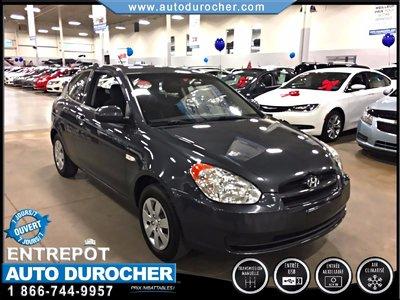 2010 Hyundai Accent AUTOMATIQUE AIR CLIMATISÉ
