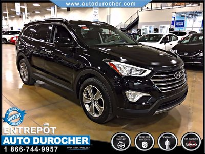 2013 Hyundai Santa Fe AUTOMATIQUE AWD 7 PASSAGERS BLUETOOTH