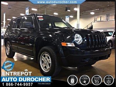 2011 Jeep Patriot AUTOMATIQUE TOUT ÉQUIPÉ AWD