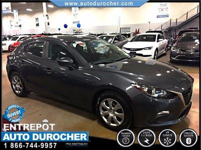 Mazda Mazda3 GX-SKY AUTOMATIQUE TOUT ÉQUIPÉ 2014