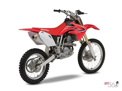 2015 Honda CRF150 F