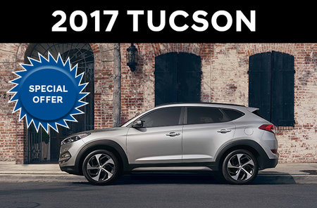 Tucson 2.0L AWD 2017