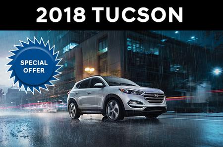 Hyundai 2018 Tucson 2.0L FWD
