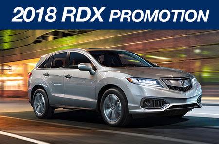 2018 RDX