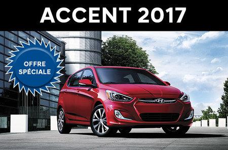 Hyundai Accent 2017 L Manuelle 5 portes