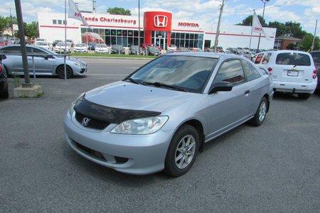 Honda Civic Cpe DX 2004