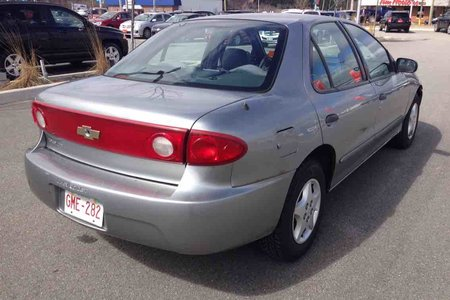 2004 Chevrolet Cavalier LS..AUTO...LOW KMS