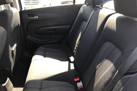2017 Chevrolet Sonic Sedan LT - 6AT