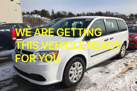 2016 Dodge Grand Caravan SE/CVP