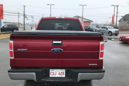 2014 Ford F150 4x4 - Supercrew XLT- 157