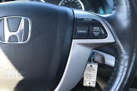 2010 Honda Accord Cpe EX-L V6 at