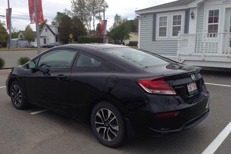 2014 Honda Civic Coupe EX- $130 B/W