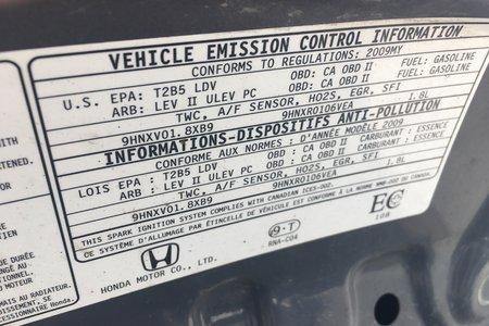 2009 Honda Civic Sdn DX-G- $134 B/W