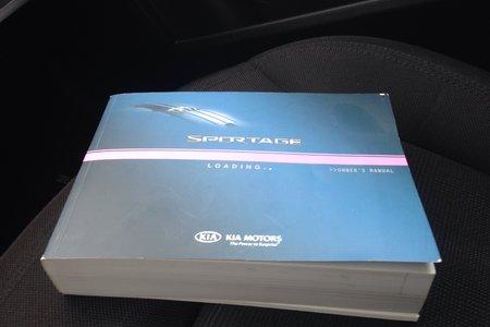 2013 Kia Sportage LX. $155 B/W
