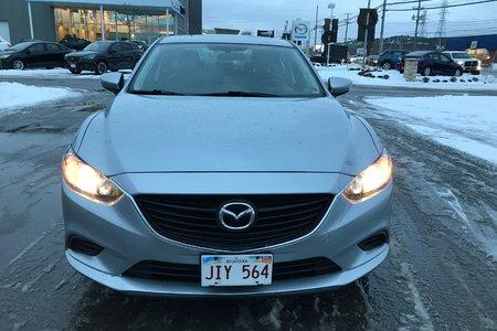 2016 Mazda Mazda6 GS/L