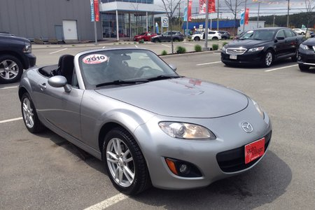 2010 Mazda MX-5 GX- $175 B/W
