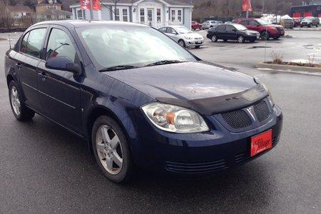 2010 Pontiac G5 SE