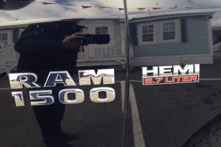 2013 Ram 1500 BIG HORN- $271 B/W