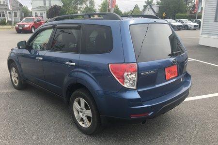 2010 Subaru Forester 2.5X TOURING- $137 B/W