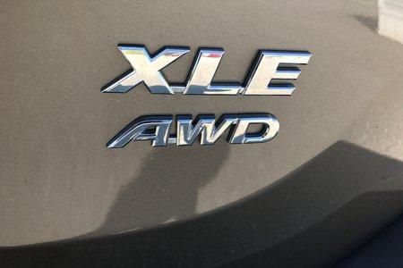 2013 Toyota RAV4 AWD XLE