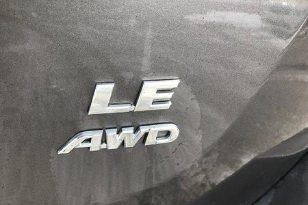 2014 Toyota RAV4 AWD LE
