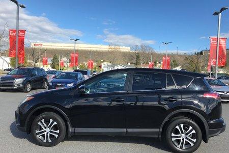 2016 Toyota RAV4 AWD LE