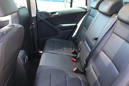 2011 Volkswagen Tiguan Comfortline w/ Leather