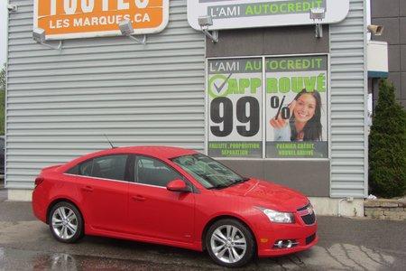 Chevrolet Cruze Lt Turbo Vendre Au Saguenay Lac Saint Jean