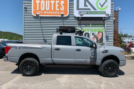 Nissan Titan XD SV PRIVILEGE 2016