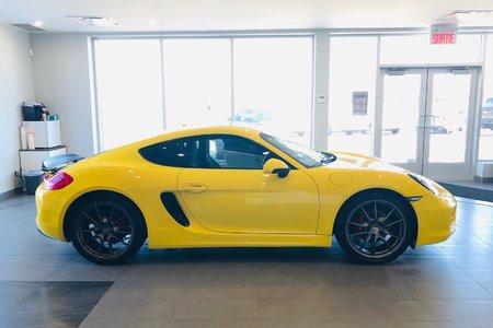 Porsche Cayman Sport plus , chrono pack 2014