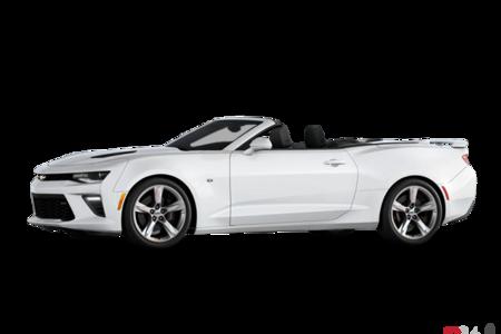Chevrolet Camaro convertible 2SS 2016