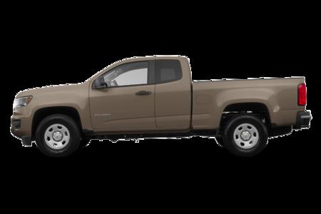 Chevrolet Colorado WT 2016
