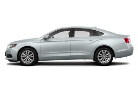 Chevrolet Impala 1LT 2016