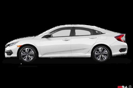 Honda Civic Sedan EX-T 2016