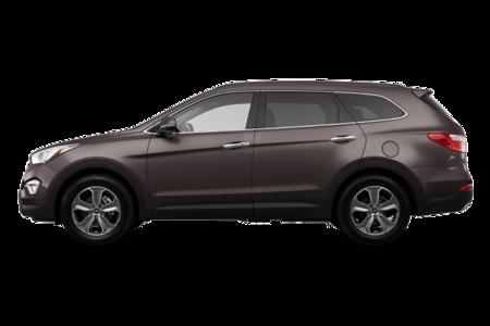 Hyundai Santa Fe XL LUXURY 2016