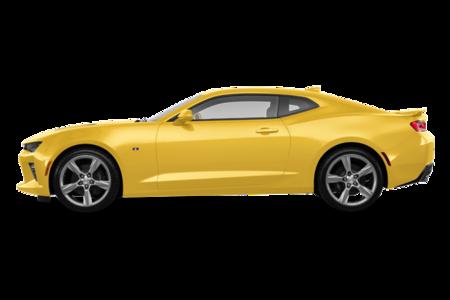Chevrolet Camaro coupe 1SS 2017